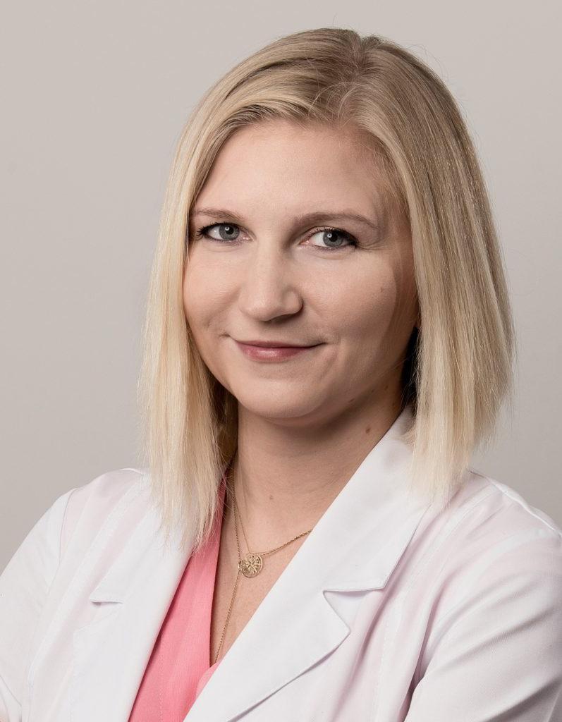 dr n. med. Magdalena Wawrzynkiewicz
